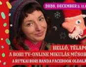 Helló Télapó! Online Mikulás Műsor