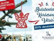 Adventi fesztivál Balatonlellén a Balatoni KÖR-rel