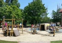 Pancsolós, csobogós játszóterek Budapesten