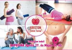 Kriston Intim Torna tréning Kaposváron - 20% kedvezménnyel!