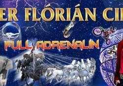 Richter Flórián Cirkusz - Full Adrenalin - Zamárdiban a Kalandpark mellett