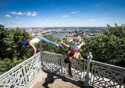 Először lesz Duna-átúszás Budapesten - Jön a II. Budapest Urban Games