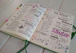 """""""Ha nincs eszed, legyen noteszed"""", avagy mi is az a kreatív tervezőnapló"""