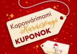 Kaposvárimami Karácsonyi Kuponok