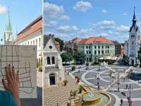 Kaposvár elnyerte az Európia Bizottság akadálymentes városnak járó egyik díját