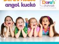 Dora's house angol kuckó - az első hónapban Kaposvárimami kedvezménnyel