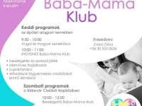 Békevár Baba-Mama Klub