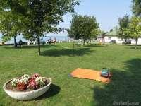 Balatonvilágosi strand