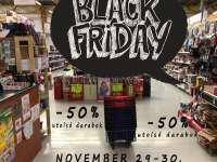 Black Friday a Megapapírnál - óriási készletkisöpréssel és megaAkciókkal
