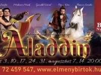 Nemzeti Lovas Színház: Aladdin előadások a Bikali Élménybirtokon