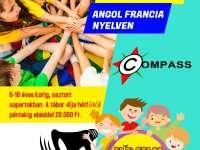 Compass Egyesület Nemzetközi Nyári táborai