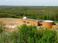A csillagvizsgáló - Zselici Csillagpark