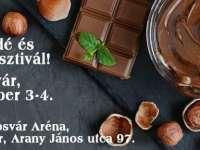 Csokoládé és Gasztro Fesztivál!