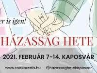 Házasság Hete Kaposváron