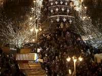 Díszkivilágítással és programok sorával készülnek az ünnepekre Kaposváron
