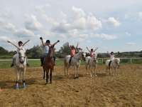 Nyári lovasnapközi a Meistro Lovastanyán