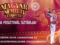 Balatonlellén a Magyar Nemzeti Cirkusz - nézd meg az előadást Kaposvárimamis kedvezménnyel