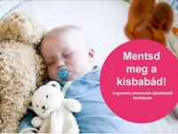 Mentsd meg a kisbabád! Ingyenes csecsemő-újraélesztő tanfolyam  Kaposváron!