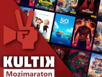 Újra Mozimaraton a KULTIK Kaposvár moziban!