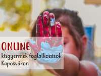 Elmaradnak a kisgyermekes foglalkozások, Béres Erika baba-mama klubja és néhány program ONLINE folytatódik