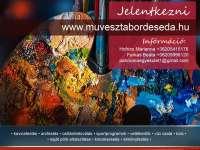 Művésztábor a Desedán - 2021