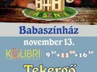 Bábszíntér - Babaszínház
