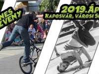Extrém sport fesztivál Kaposváron!