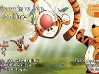 Életrevalók a mese világában – Tigris színre lép