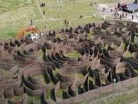 Csillagösvény Labirintus Ópusztaszeren