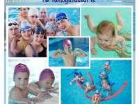 Úszás, gyógyúszás, úszóedzések a Vadvirág Alapítványnál